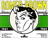 Roméo Brown - 2 : 1961-1962
