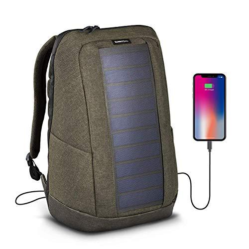 Mochila Solar con Carga USB Iconic de 7W. - SUNNYBAG