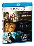 Tris Magic (Box 3 Br) The Illusionist,Houdini L'Ultimo Mago,Dorian Gray