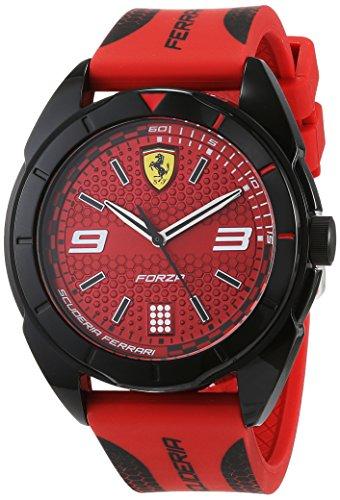 Scuderia Ferrari Analogico Quarzo Orologio da Polso 830517
