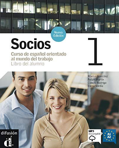 Socios. Libro del alumno. Per gli Ist. professionali per i servizi commerciali. Con CD Audio:...