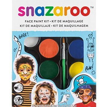 Snazaroo – Kit/Palette Maquillage