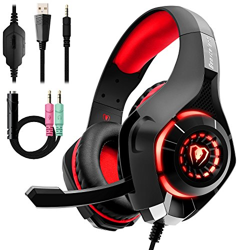 Beexcellent Cuffie Gaming per PS4 Xbox one PS3 b4134b23f040