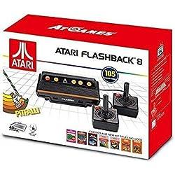 Import - Consola Retro Atari Flashback 8 (105 Juegos)