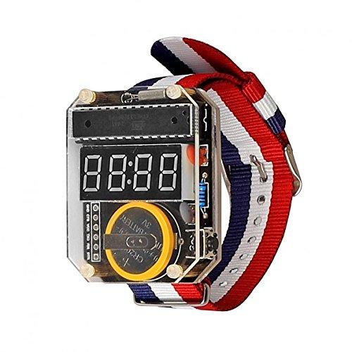 51pU7Co%2Bk L - Kit para hacer tu propio reloj de SainSmart