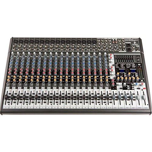 Behringer SX2442FX mezclador DJ - Mezclador para DJ (24 Bit, 50W, 68,2 cm, 41 cm, 10 cm)