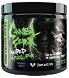 Chaos and Pain Cannibal Ferox Amped Apocalypse (280g) - Bodybuilding Booster - (StrawberryKiwi)