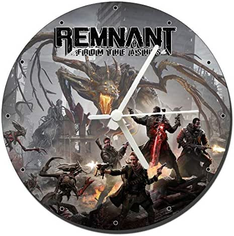 MasTazas Remnant from The Ashes Wanduhren Wall Clock 20cm