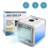 Portatile Refrigeratore d' aria Personale Condizionatore Mobile Ventilatore USB Per Ufficio Auto Camera Strato