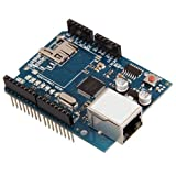 Demarkt Placa Arduino con Ethernet Shield W5100 - Servidor Web,Domotica