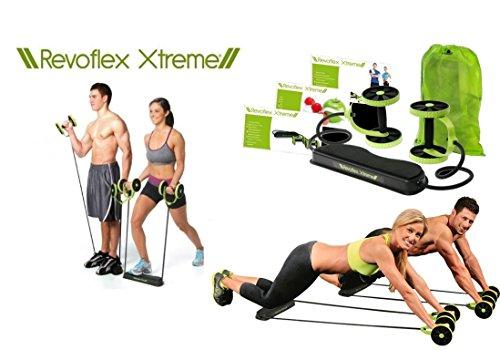 Inditradition Ab Care Xtreme Fitness Resistance Exerciser Resistance Tube Ab Slimmer / Rope Exerciser