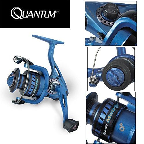 Quantum Metrix FD 740Rotolo, Mulinello da Pesca, Allround per rotolo, trote, luccio, lucioperca, pesce persico, carpa, Mulinello, Mulinello