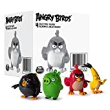 Angry Birds Confezione 4 Personaggi, 4 Pezzi, 6028739