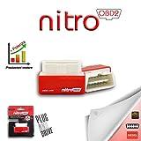 Nitro - Módulo complementario universal OBD2, para la unidad de control de...