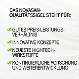 NOVASAN® Brustcremegel mit Push-up- & Lifting-Effekt   für optische Brustvergrößerung und ein festeres Gewebe   remodelliert die Konturen im Dekolletébereich   milder Hautfalten und Dehnungsstreifen   mit dem pflanzlichem Wirkstoff-Komplex CellActive®-Form   50ml - 5