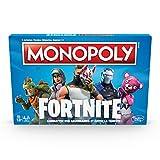Monopoly - Jeu de societe Monopoly Fortnite - Jeu de plateau - Version française