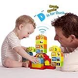 Bloques parlantes del ABC. Learn English while having fun. Aprender inglés jugando con los bloques.