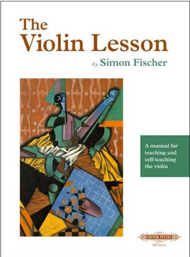 PDF DOWNLOAD] The Violin Lesson by Simon Fischer *Full Pages* By ...