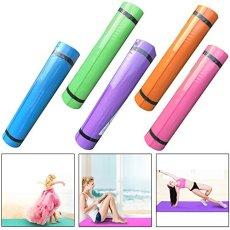 Rawdah 5MM EVA stuoia resistente dello yoga durevole Mat