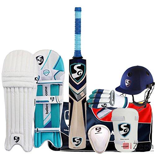 SG 7PCS CRKT Cricket Kit (Multicolor)