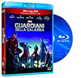 Guardiani Della Galassia (3D) (Blu-Ray + Blu-Ray 3D);Guardians Of The Galaxy
