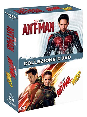Ant-Man / Ant-Man And The Wasp (2 Dvd) [Italia]