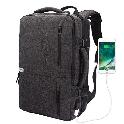 Lifeasy Business Zaino da Viaggio/bagaglio a mano Borsa Porta PC impermeabile con Scomparto...