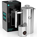 FRENCH PRESS/KAFFEEBEREITER/TEEBEREITER 1 Liter von...