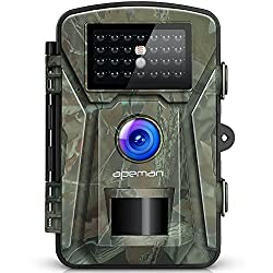 Technologie infrarouge avancée Avec 26 LEDs infrarouges, la caméra peut garder une luminosité appropriée pendant la journée et la nuit pour un tir de haute qualité. En outre, l'appareil photo peut automatiquement réduire la luminosité pour prolonger ...