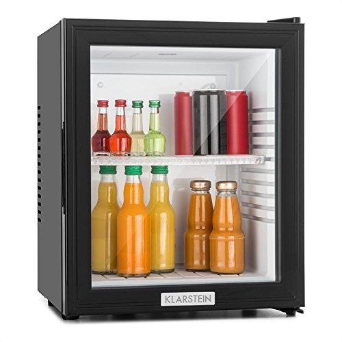 Klarstein • MKS-12 • Mini frigo Bar • A • 24 L • Silenzioso • Basso consumo • 0 Db •...