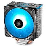 DEEPCOOL - Dispositivo di raffreddamento per CPU GAMMAXX GT BK 4 HEAT PIPES