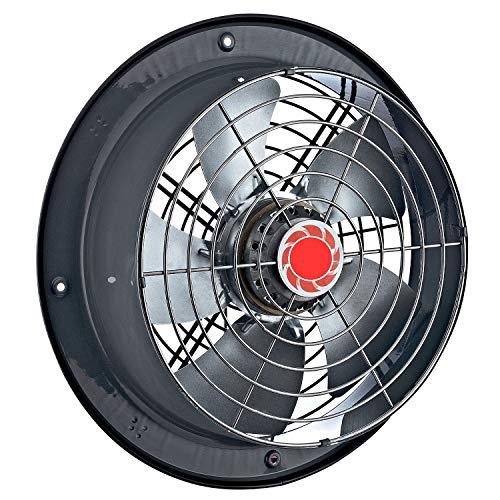 300mm Industriale Ventilatore assiale finestra parete ventilatori elicoidale elicoidale ventilazione...