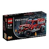 LEGO Technic - Véhicule de premier secours - 42075 - Jeu de Construction