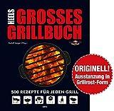 Heels großes Grillbuch: 500 Rezepte für jeden Grill