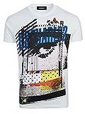 DSquared2 S74GD0148 S22844 100 Herren T-Shirt wei�