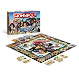 Winning Moves- Monopoly One Piece Edizione Italiana