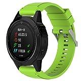 Watch Band strap, Sansee Silicagel Quick Install Band strap di ricambio per Garmin Fenix 5x orologio GPS