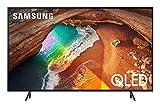 Samsung Q60R 108 cm (43 Zoll) 4K QLED Fernseher (Q HDR, Ultra HD, HDR, Twin Tuner, Smart TV) [Modelljahr 2019]