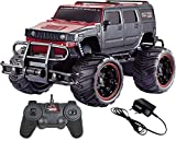 The Flyers Bay 1:20 Bay Big and Mean Rock Crawling Scale Modified Hummer, Multi Color