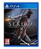 SEKIRO SHADOWS DIE TWICE - PlayStation 4 [Edizione: Regno Unito]
