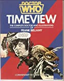 """Time View: Complete """"Doctor Who"""" Illustrations of Frank Bellamy"""