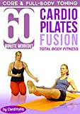 Cardio Pilates Yoga Fusion Workout - Broomstick/Pole or Elastic Workout Band Needed [OV]