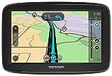 TomTom Start 52 - Navegador para coche, 5 pulgadas, mapas de la UE para toda la vida y pantalla resistiva