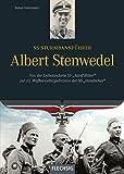 """Ritterkreuzträger - SS-Sturmbannführer Albert Stenwedel - Von der Leibstandarte-SS """"Adolf Hitler"""" zur 13. Waffen-Gebirgsdivision der SS """"Handschar"""" - FLECHSIG"""