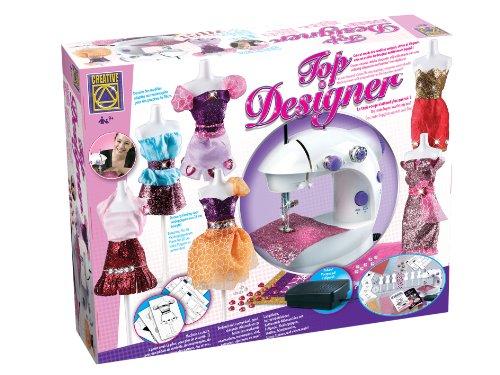 Creative Toys - Ct 5928 - Kit da sarta Top Designer