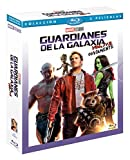 Pack: Guardianes De La Galaxia 1 + Guardianes De La Galaxia 2 [Blu-ray]