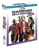 Pack: Guardianes De La Galaxia 1 + Guardianes De La Galaxia 2 [Blu-ray]