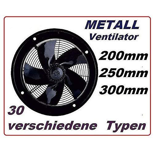 300mm Industriale Ventilatore assiale aspiratori ventilazione Aspiratore muro parate finestra...