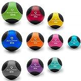 Medizinball »Medicus« / Fitnessball / Gewichtsball 4 kg