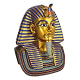 Design Toscano the Golden Mask of Tutankhamen Sculpture - Large